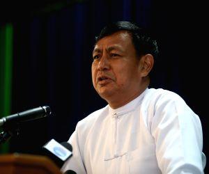 MYANMAR-NAY PYI TAW-PRESS CONFERENCE