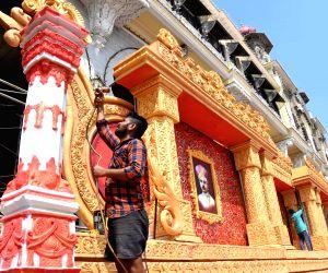 Mysuru decks up for scaled-down Dasara fest amid Covid