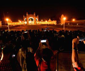 Mysuru lit up to celebrate Dasara