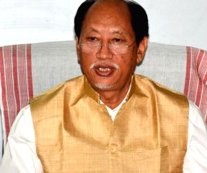 Nagaland CM urges Centre to expedite Naga peace talks