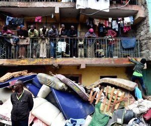 KENYA NAIROBI BUILDING COLLAPSE