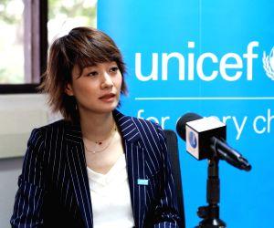 KENYA-NAIROBI-UNICEF-AMBASSADOR-MA YILI-INTERVIEW