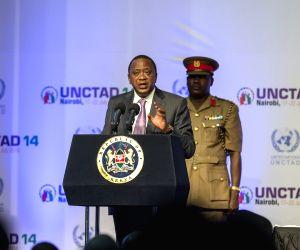 KENYA NAIROBI UNCTAD CLOSING