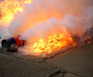 KENYA NAIROBI PROTEST CLASH