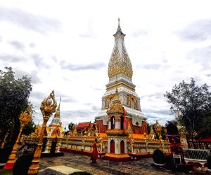 THAILAND NAKHON PHANOM MEKONG RIVER CIVILIZATION