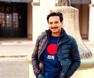 Namit Das and Shruti Vyas share their love story on V-Day