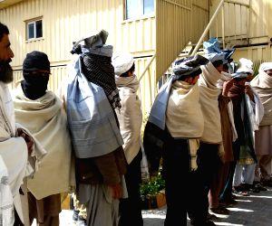 AFGHANISTAN NANGARHAR TALIBAN SURRENDER