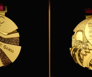Nanjing Youth Olympic Games medals unveil