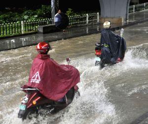 CHINA GUANGXI WEATHER RAIN FLOOD