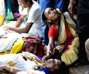 BANGLADESH NARAYANGANJ FESTIVAL ACCIDENT