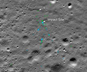 Chennai space enthusiast finds Vikram debris on moon: NASA