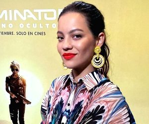 Natalia Reyes: Felt pressure while working on 'Terminator' franchise