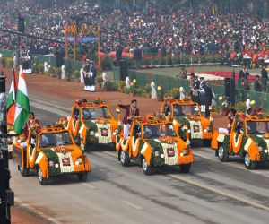 Republic Day Parade 2018 - National Bravery Award 2017 winners