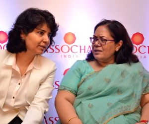 ASSOCHAM conference on 'Women at Workplace'