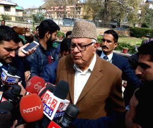 CBI file charge sheet against Farooq Abdullah in cricket scam