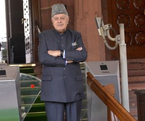 Peace in Kashmir impossible without Pakistan: Farooq Abdullah