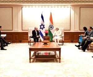 Israel's National Security Advisor meets PM Modi