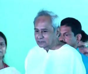 Naveen Patnaik sworn-in as Odisha CM for 5th term