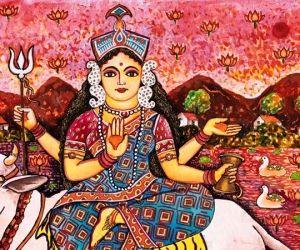 Navratri: Exhibition celebrates Devi's nine forms