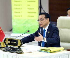 Nay Pyi Taw (Myanmar): 17th China-ASEAN summit