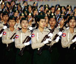 MYANMAR-NAY PYI TAW-INDEPENDENCE DAY