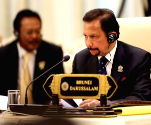 Nay Pyi Taw (Myanmar): 12th ASEAN-INDIA Summit