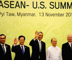 Nay Pyi Taw (Myanmar): 2nd ASEAN-U.S. Summit