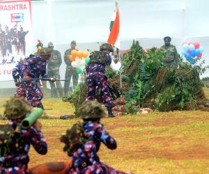 NCC Day - NCC cadets of Maharashtra Directorate perform