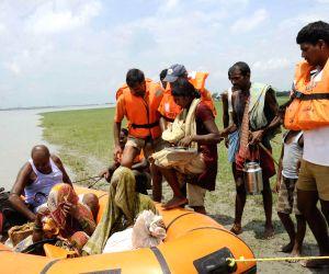 Kosi flood alerts
