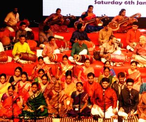 Musicians pay homage to Saint Thyagaraja