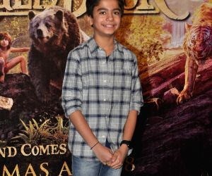Never aspired to be an actor: 'The Jungle Book' star Neel Sethi
