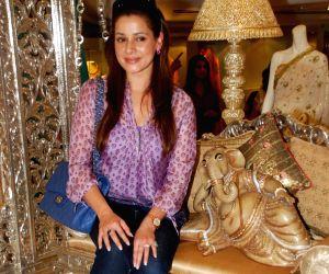 Neelam Kothari at Ravissant Store.