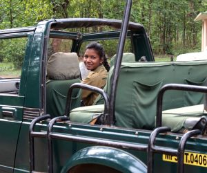 How tribal women of Kanha are driving and guiding their own destiny
