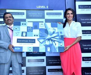 Shoppers Stop gift card launch