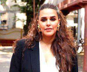 Neha Dhupia gets mushy as