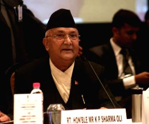 India-Nepal Business Forum - KP Sharma Oli