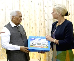 Netherlands Minister calls on Karnataka Governor