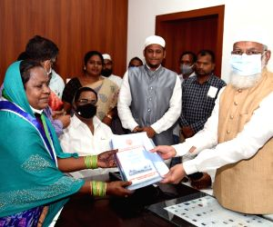 New Andhra legislative council members sworn in on Thursday
