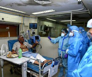 Maha records new high of 3,827 Covid-19 cases, Mumbai 114 deaths