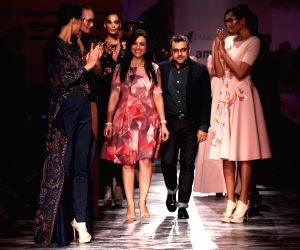 Amazon India Fashion Week - Pankaj and Nidhi