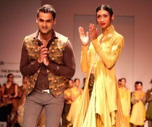 Amazon India Fashion Week - Ashish, Viral and Vikrant