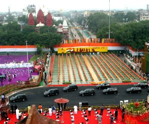 Corona casts shadow over I-Day event at Red Fort