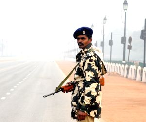 Security beefed up on Rajpath