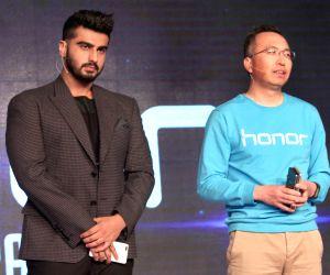 Launch of Honor Mobiles new smartphones - Arjun Kapoor
