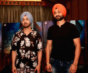"Soorma"" promotions - Diljit Dosanjh during a photo shoot"