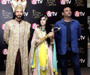 Press conference - 'Razia Sultan'