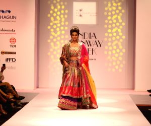 India Runway Week Day -2 - Madhurima Tuli