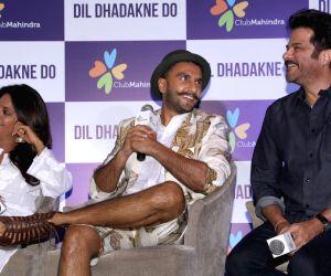 Promotion of film Dil Dhadakne Do