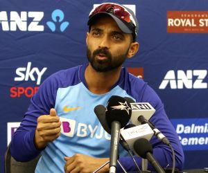 IPL or any other sport, could be played without spectators: Rahane