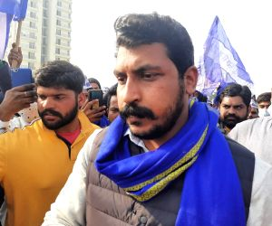 Bhim Army chief in TIME's emerging leaders list